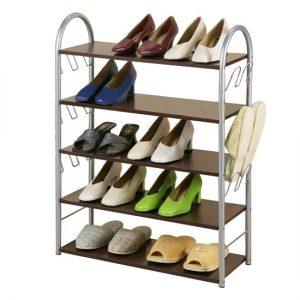 Five Tier Shoe Rack