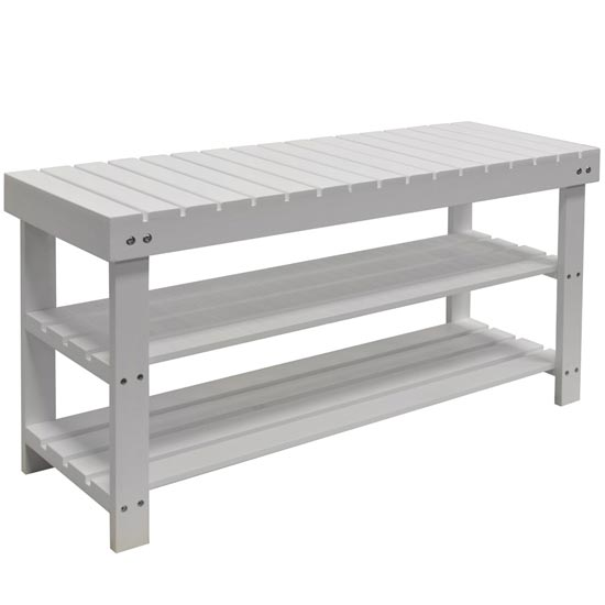 Goliath 2-Tier Shoe Bench