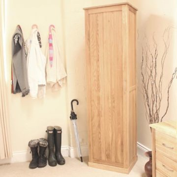 Mobel Tall Shoe Storage Cabinet