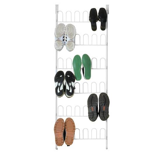 Over the Door Shoe Organiser