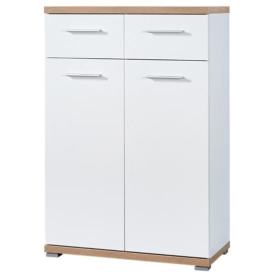 Top 12-Pair Shoe Storage Cabinet